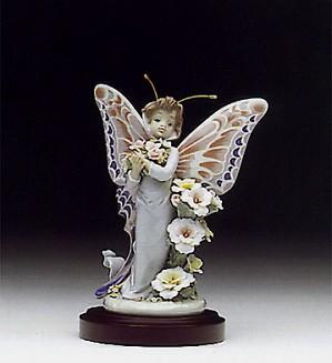 Lladro-Floral Fantasy 1992-95