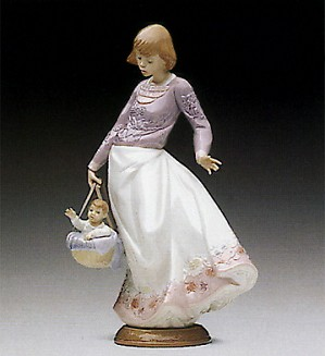 Lladro-Off We Go 1992-94