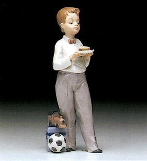 Lladro-Guest Of Honor 1992-96