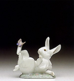 Lladro-That Tickles!