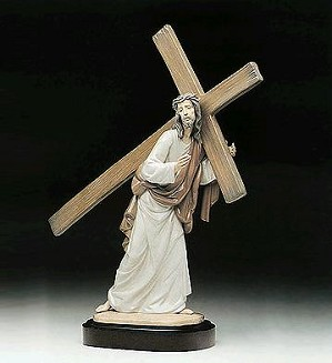 Lladro-Way Of The Cross Le2000  1992-98