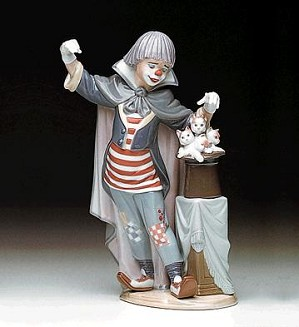 Lladro-Circus Magic 1992-97