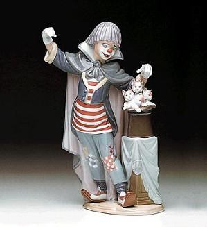 Lladro-Circus Magic 1992-97