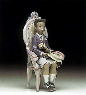 Lladro-All Dressed Up 1992-97