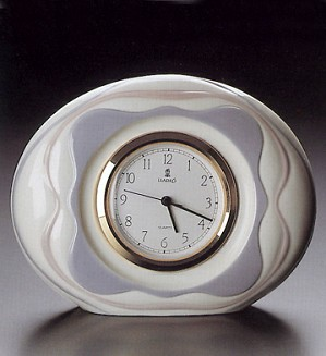 Lladro-Garland Quartz Clock 1990-95