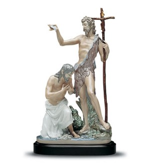 Lladro-The Blessing 1993 Le2000