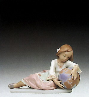Lladro-World Of Fantasy 1993-95