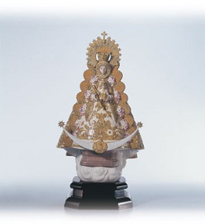 Lladro-Our Lady Of Rocio Le2000 1993-02