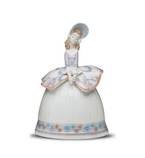 Lladro-Sounds Of Spring 1993-01