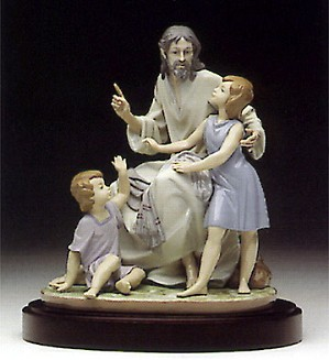 Lladro-The Great Teacher 1996-96