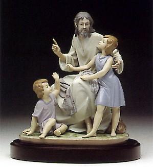 Lladro-The Great Teacher 1996-96