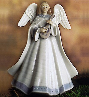 Lladro-Angelic Melody 1993