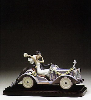Lladro-Honeymoon Ride 1993-95