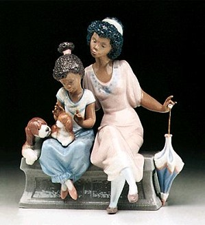 Lladro-Meet My Friend 1993-96