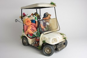 Guillermo Forchino-The Buggy Buddies 1/2 Scale