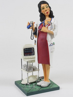 Guillermo Forchino-Madam Doctor 1/2 Scale