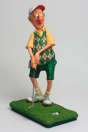 Guillermo Forchino-The Putter