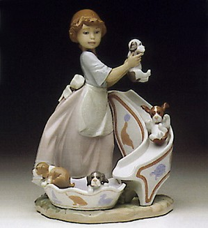 Lladro-Down You Go 1993-97