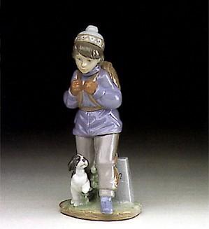 Lladro-Thursday's Child (boy) 1993-97