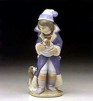Lladro-Friday Child (Boy) 1982-97