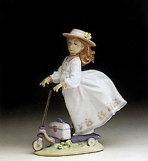 Lladro-On The Go 1993-95