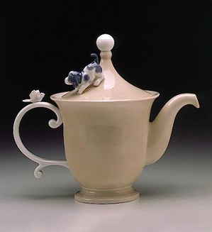 Lladro-Coffee Pot 1994-00
