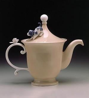 Lladro-Coffee Pot 1994-00