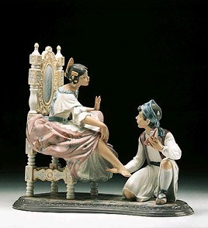 Lladro-Allow Me 1994-97
