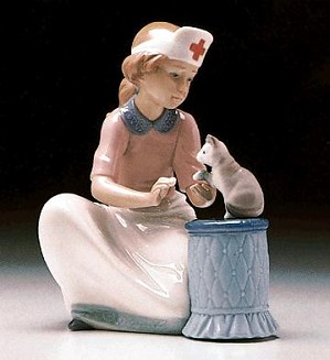 Lladro-Loving Care 1994-99