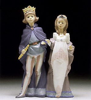 Lladro-Medieval Majesty 1994-96 ***