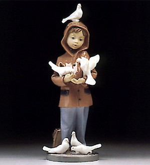 Lladro-Little Friends 1994-98