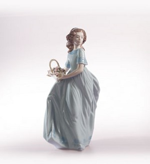 Retired Lladro-Spring Enchantment
