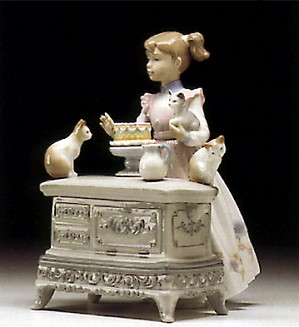 Lladro-Birthday Party