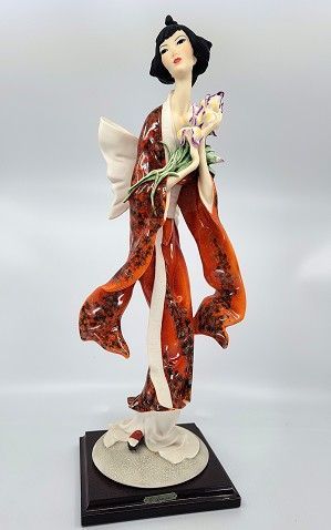 Giuseppe Armani-Lotus Blossom