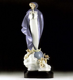 Lladro-Heavenly Prayer 1994-97