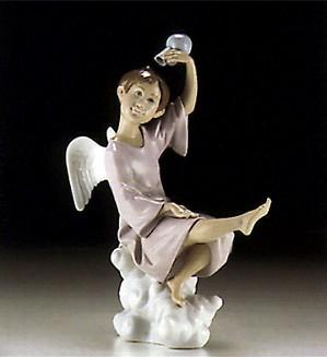Lladro-Summer Angel 1994-97***