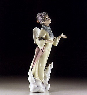 Lladro-Winter Angel 1994-97