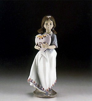 Lladro-European Love 1994-99