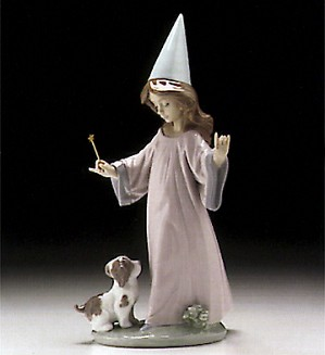 Lladro-Under My Spell 1995-99