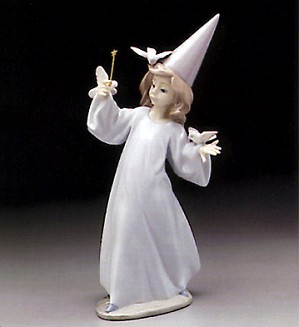 Lladro-Magical Moment 1995-99