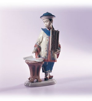 Lladro-Asian Scholar 1995-2002