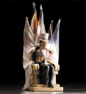 Lladro-For A Better World 1995-97