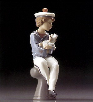 Lladro-Seaside Companions 1995-99 ***
