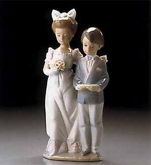 Lladro-In The Procession 1995-99