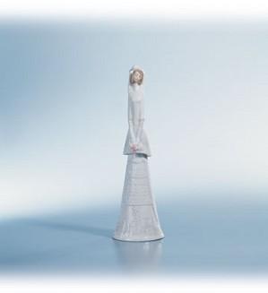 Lladro-Bridal Bell 1995-01