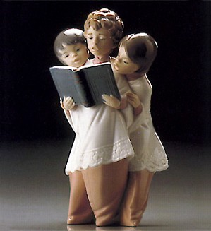 Lladro-Boys Choir 1995-99 ***