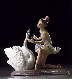 Lladro-Graceful Dance 1995-99