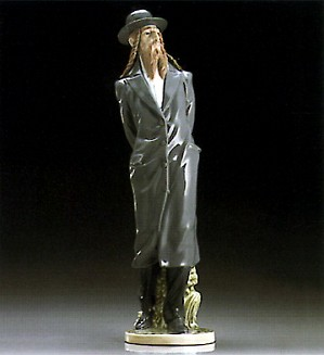 Lladro-The Rabbi