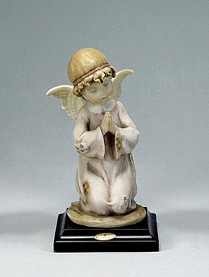 Giuseppe Armani-Knelt Little Angel  Ret 05