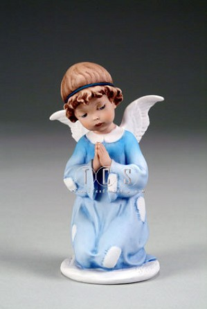 Giuseppe Armani-Knelt Little Angel